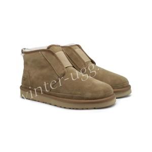 Мужские Ботинки Neumel Flex - Olive