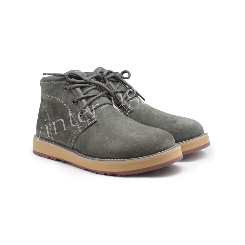 Мужские Ботинки Iowa - Grey