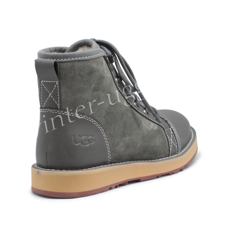 Женские Ботинки Navajo - Grey