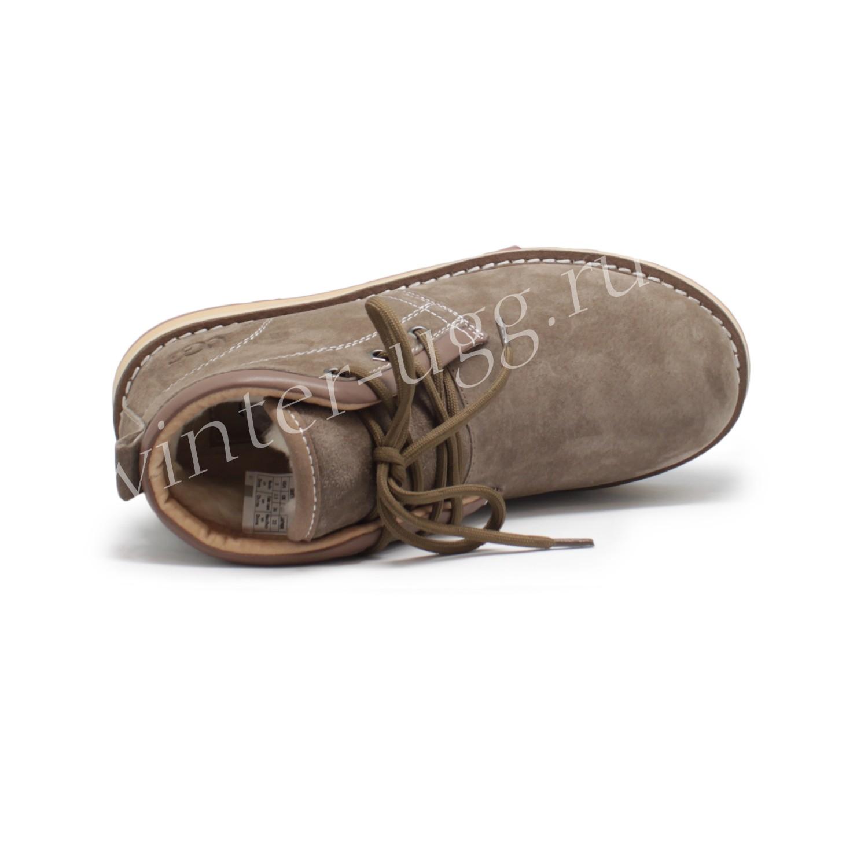 Женские Ботинки Iowa - Chocolate