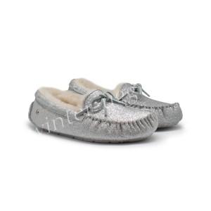 Женские Мокасины Dakota Sparkle - Silver