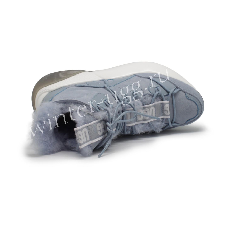 Женские кроссовки на шнурках Cheyenne Trainer - Blue - Blue