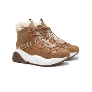 Женские кроссовки на шнурках Cheyenne Trainer - Chestnut