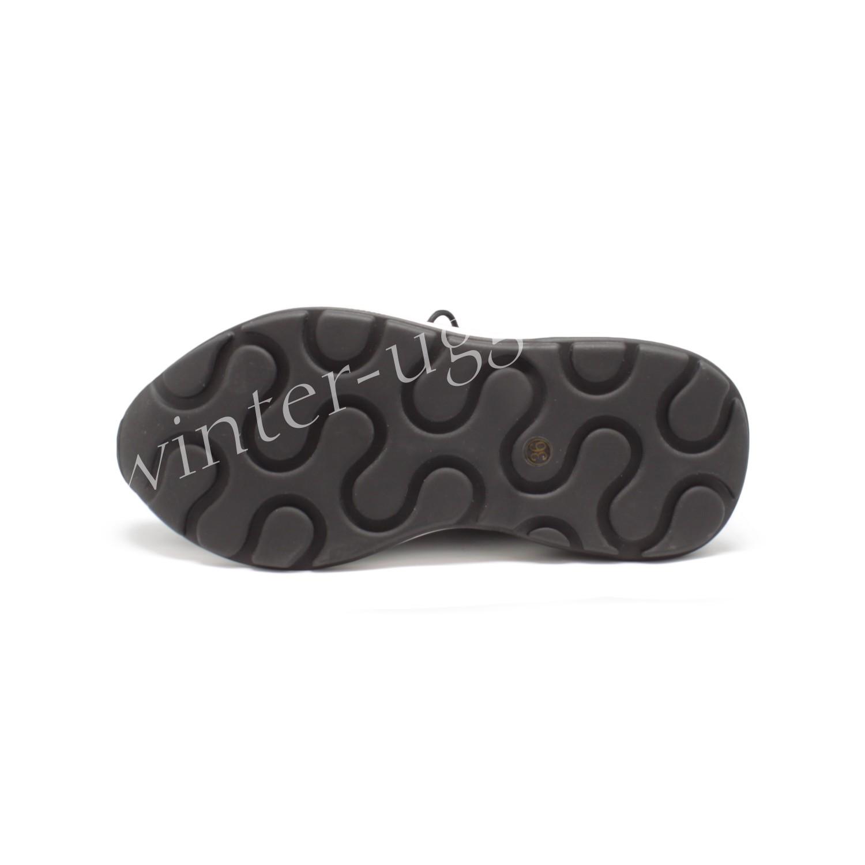 Женские кроссовки на шнурках Cheyenne Trainer - Black