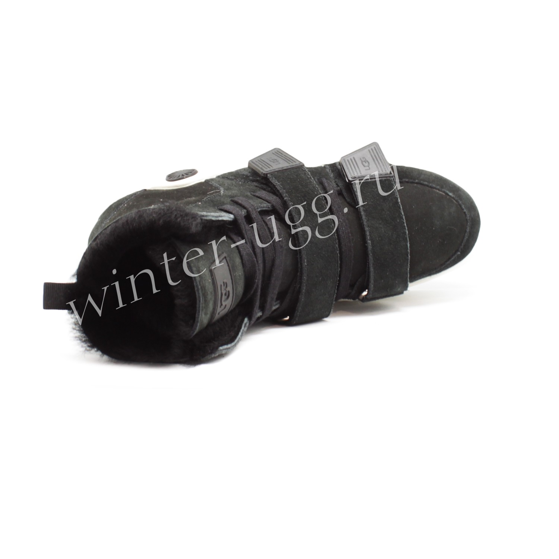 Женские Ботинки Sioux - Black