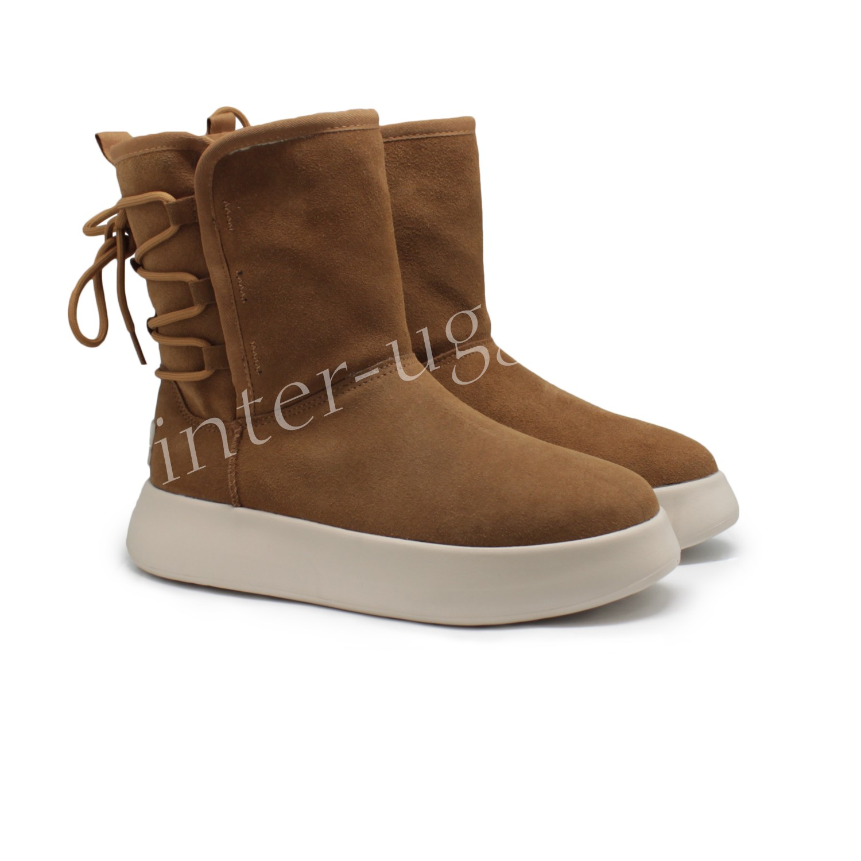 Женские Ботинки Boom Boot - Chestnut