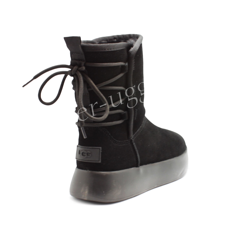 Женские Ботинки Boom Boot - Black